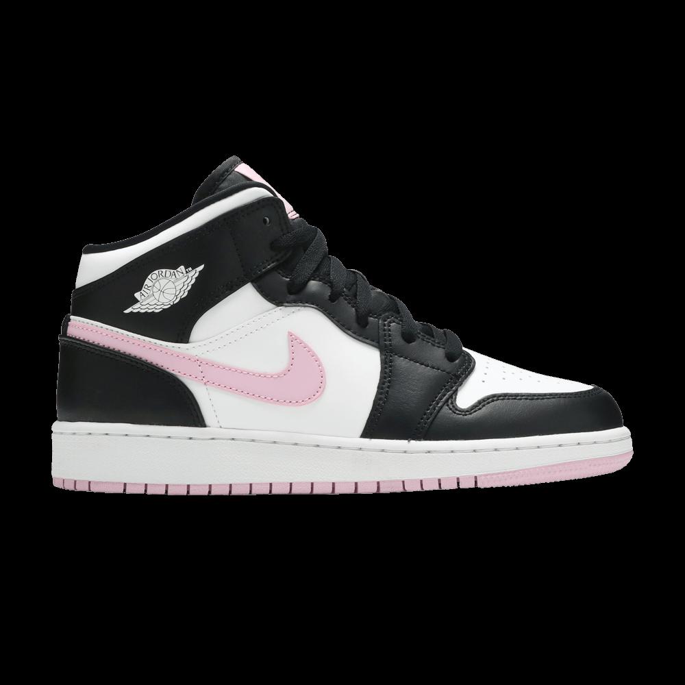 Air Jordan 1 Mid GS 'White Light Arctic Pink' - Air Jordan ...