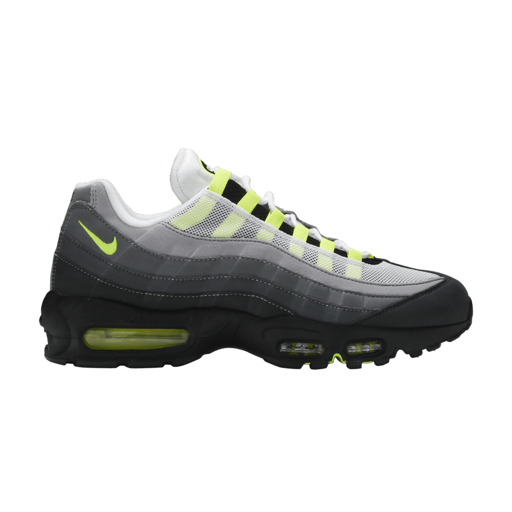 Air Max 95 OG 'Neon' 2020 - Nike - CT1689 001 | GOAT