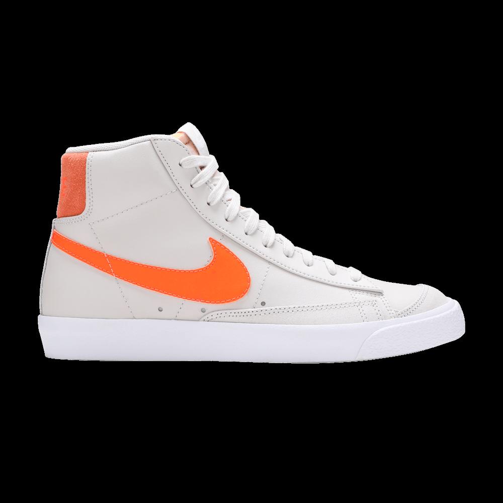 Wmns Blazer Mid '77 'Light Bone Orange' - Nike - CZ0461 001 | GOAT
