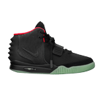 Nike Air Yeezy 2 NRG 'Solar Red' Sample