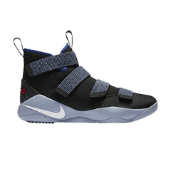 new product 28332 66d74 Silhouette | Le Bron Soldier 11 | GOAT