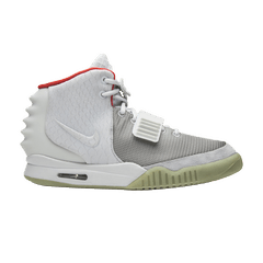 Nike Air Yeezy 2 NRG 'Pure Platinum'