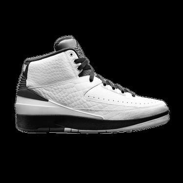 8e301b535767cc Air Jordan 2 Retro Melo 2018 - Air Jordan - 385475 122 GOAT Nike Air Jordan  Retro 2 Melo White Varsity Maize University Blue ...