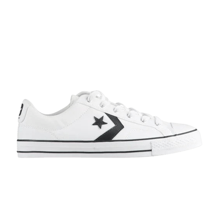 Converse Star Player   Silhouette   GOAT