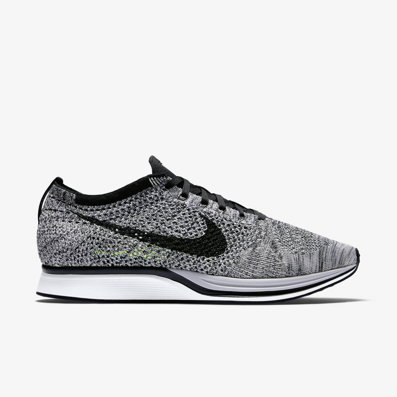 low priced f3572 08c94 ... top quality flyknit racer oreo 2.0 nike 526628 012 goat cbd2a a3390