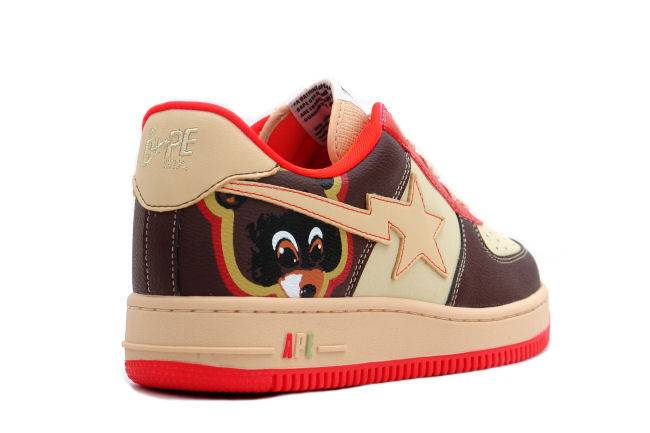 9f0287b4f34 a bathing ape bapesta kanye west college dropout