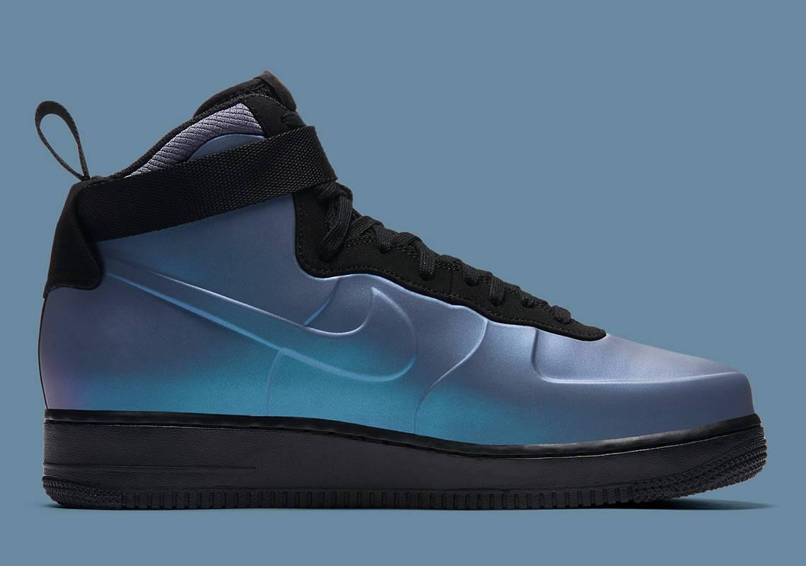 0e45a2ef700 ... Air Force 1 Foamposite Pro Low Black Snake - Nike - 532461 002 ...