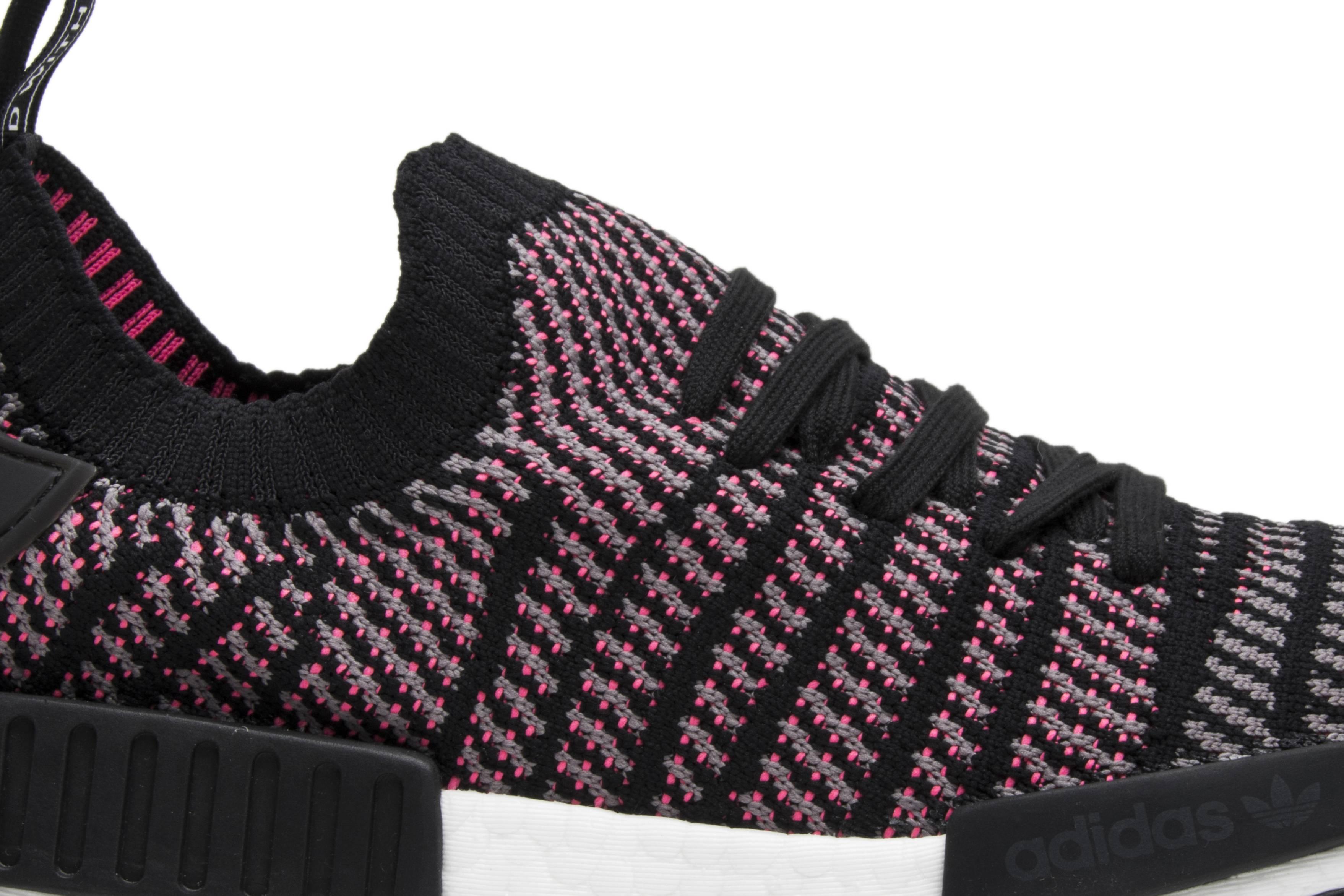 NMD R1 STLT Pink' Primeknit 'Solar Pink' STLT adidas CQ2386 | GOAT 4add93