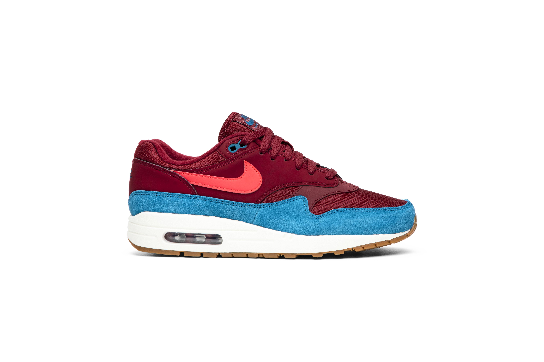 Air Max 1 'Burgundy Teal' Nike AH8145 601 | GOAT