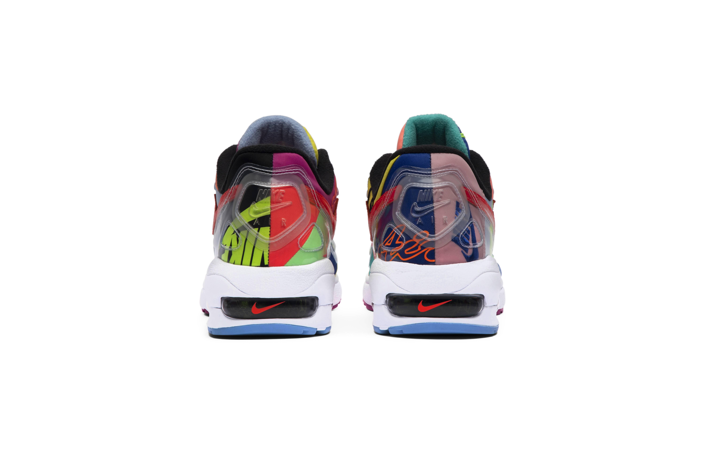 save off c9494 f5296 Atmos x Air Max 2 Light QS  Logos  - Nike - BV7406 001   GOAT