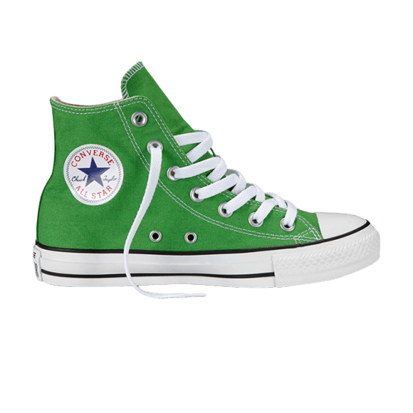 a036526e19e846 Chuck Taylor All Star Hi Top Jungle Green - Converse - 142369