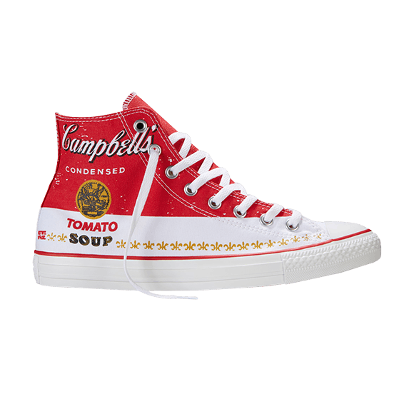 442dbbedae07 Campbell s Soup x Chuck Taylor All Star High - Converse - 147050