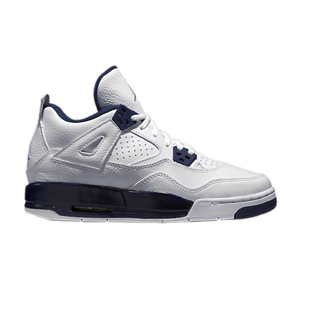 sports shoes c4756 111f1 Air Jordan 4 Retro GS  Legend Blue  - Air Jordan - 408452 107   GOAT