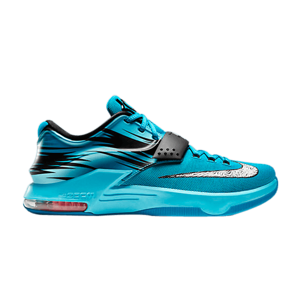 new arrival d2571 115a6 KD 7  Clearwater  - Nike - 653996 414   GOAT