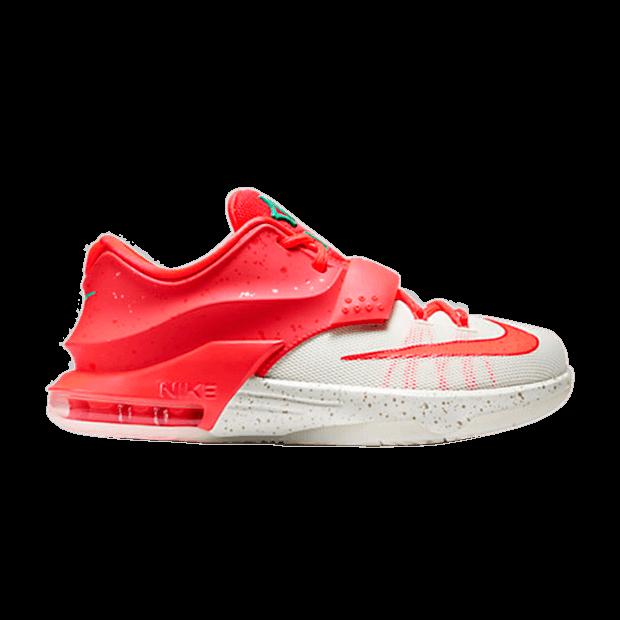 59193c12658 KD 7 GS  Egg Nog  - Nike - 669942 613