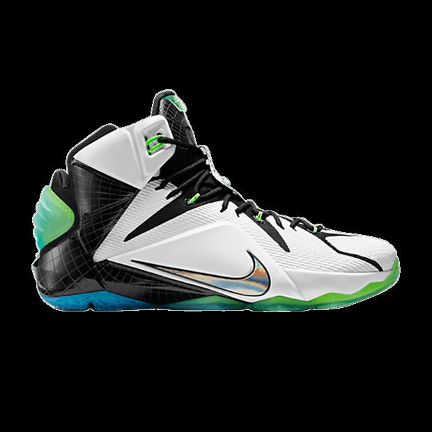 d6a462b1de6c LeBron 12  All Star  - Nike - 742549 190