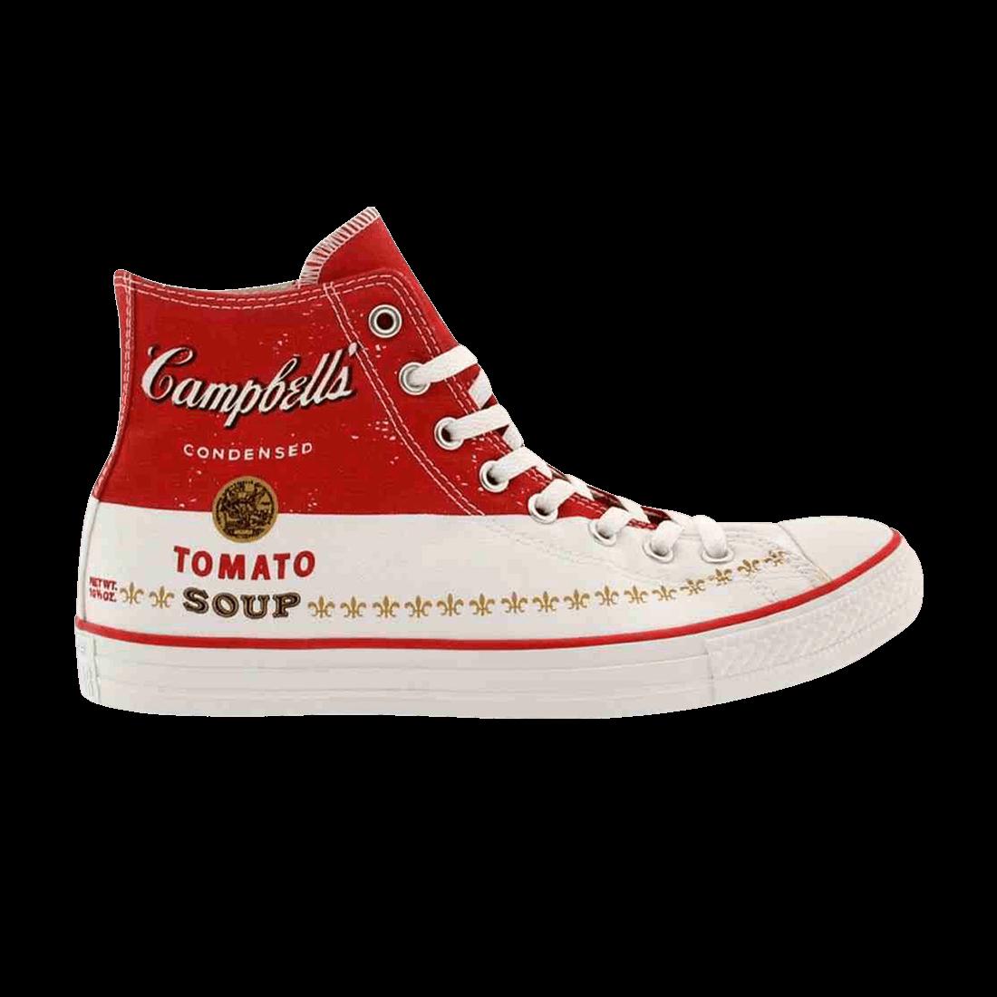 a77c5e6b282a Andy Warhol x CT All Star High - Converse - 147050C