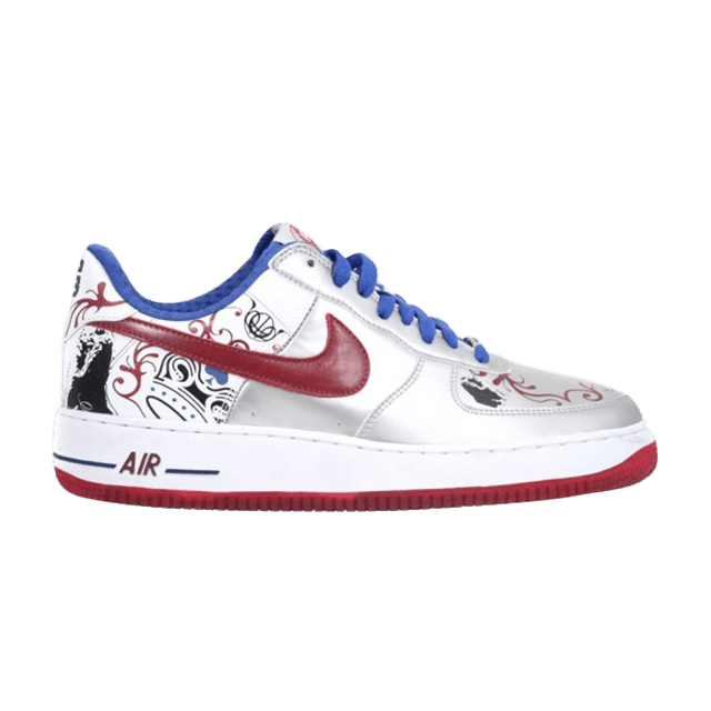 60dd930a85f4 Air Force 1 Premium (Lebron)  Collection Royale  - Nike - 313985 061 ...