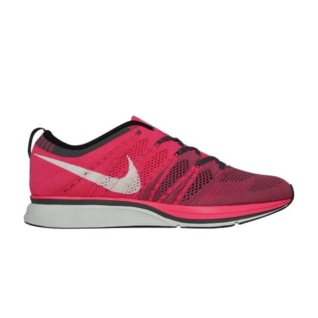 41470e79c7547 Flyknit Trainer+  Pink Flash  - Nike - 532984 611