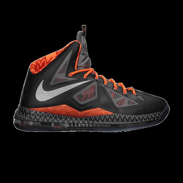 huge selection of 94860 24c28 LeBron 10  BHM  - Nike - 583109 001   GOAT