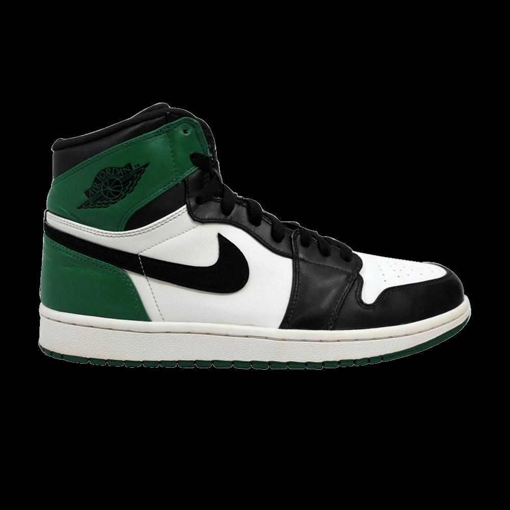 022198fc81b31 Air Jordan 1 Retro High 'Boston Celtics' - Air Jordan - 332550 101 | GOAT