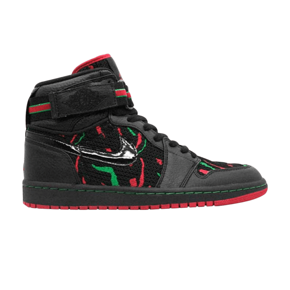 online store dcf5a 77c1a Air Jordan 1 High Strap  A Tribe Called Quest  - Air Jordan - 342132 062    GOAT