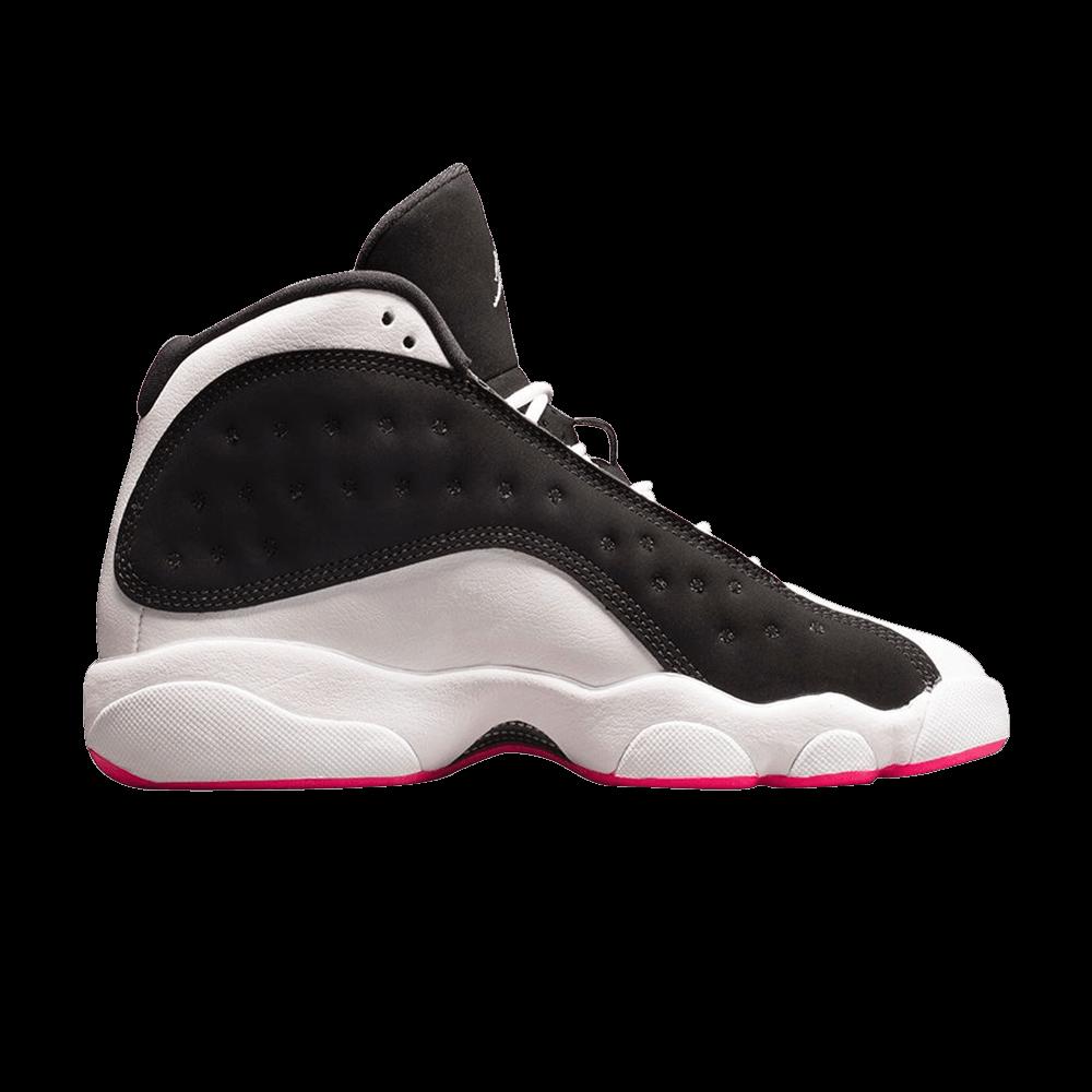 5cc481353677 Air Jordan 13 Retro GG  Hyper Pink  - Air Jordan - 439358 008