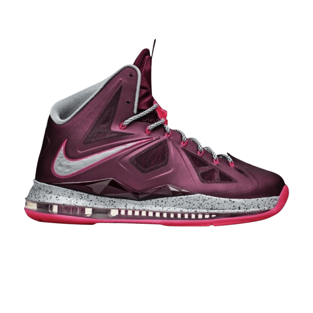 dd4e385197322 LeBron 10+ Sport Pack  Crown Jewel  - Nike - 542244 600