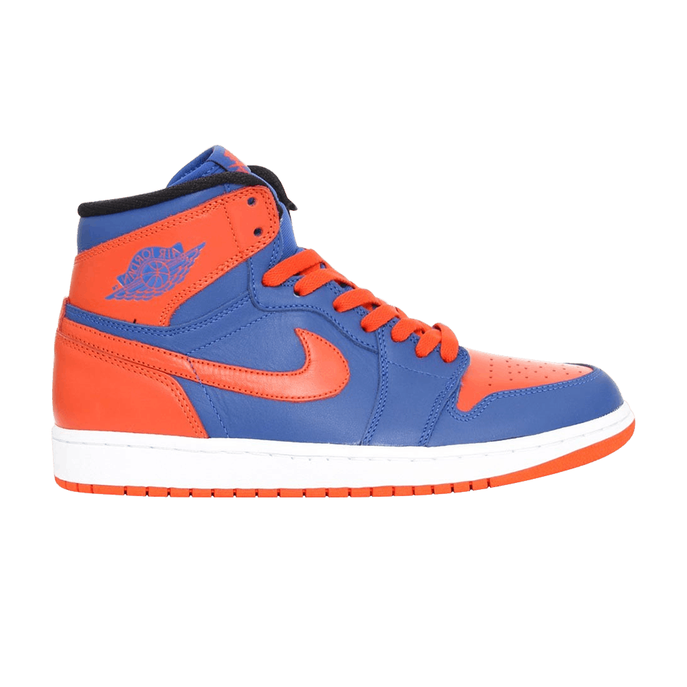 f33458136c50d6 Air Jordan 1 Retro High OG  Knicks  - Air Jordan - 555088 407