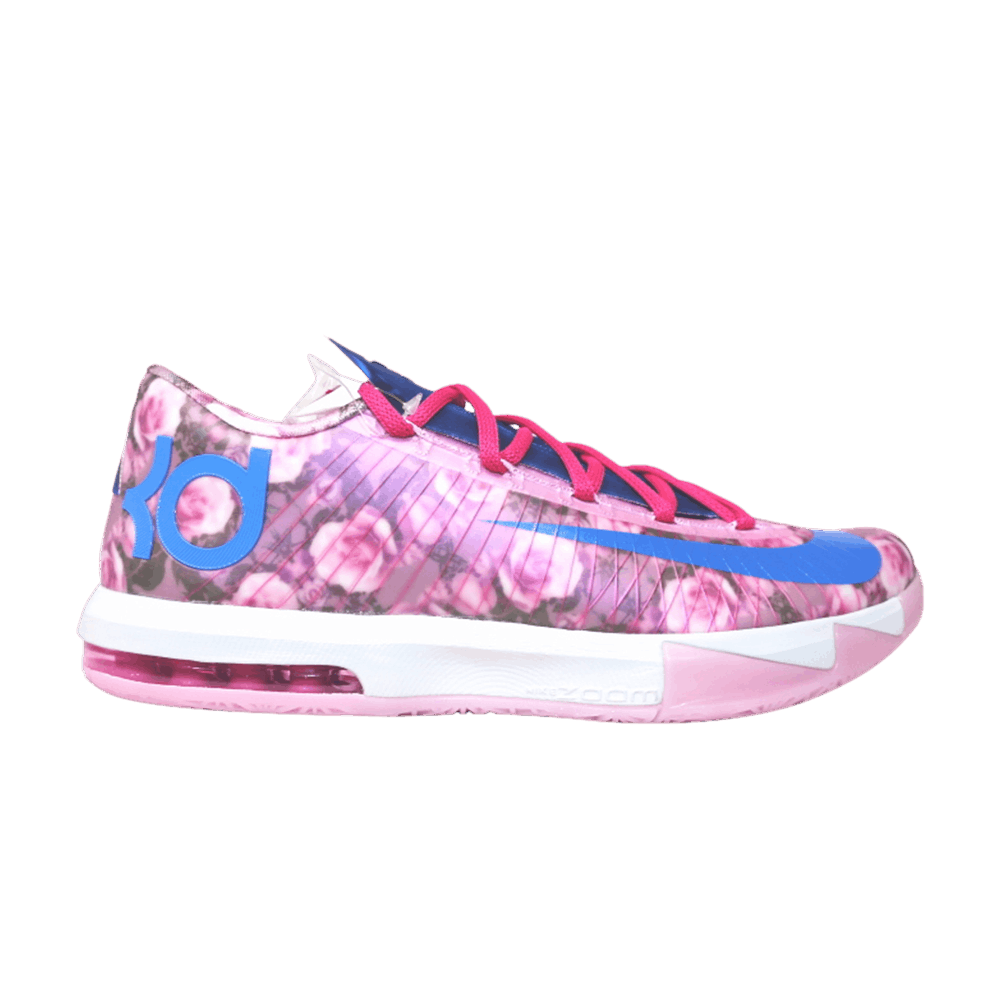 KD 6 Supreme 'Aunt Pearl' - Nike - 618216 600 | GOAT
