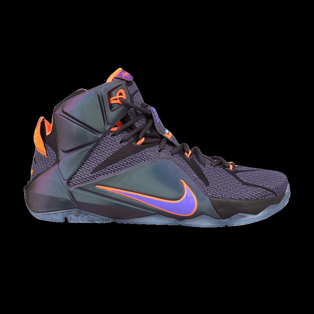 brand new 5821b 4b77e LeBron 12  Instinct  - Nike - 684593 583   GOAT