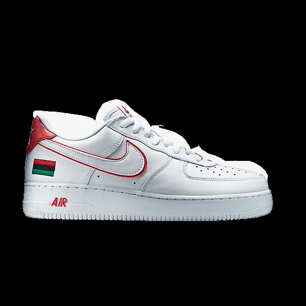 fe44ca367468 Air Force 1 Retro BHM - Nike - 739389 100