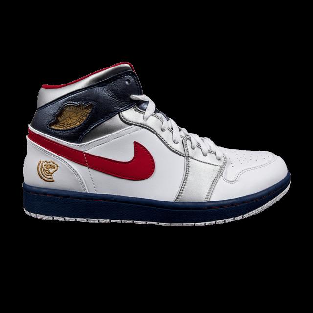 sneakers for cheap 44505 e88e3 Air Jordan 1 Retro  Olympic  - Air Jordan - 136085 161   GOAT