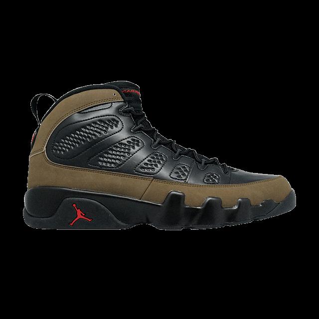0f690b56a515 Air Jordan 9 Retro  Olive  2012 - Air Jordan - 302370 020