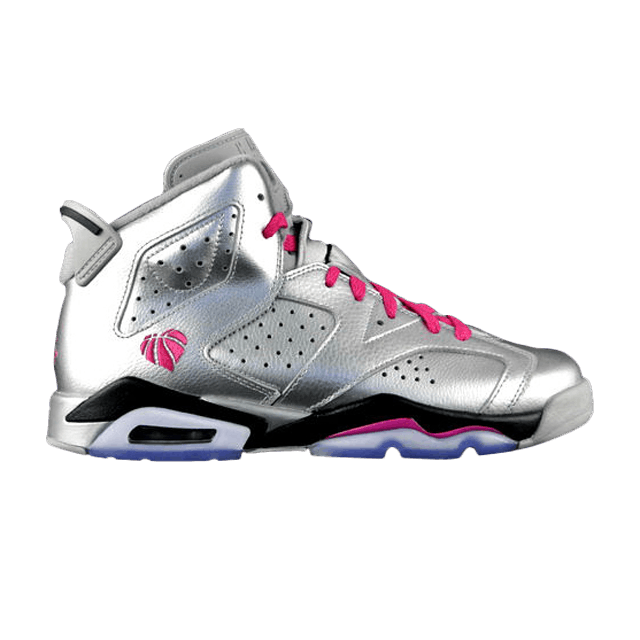 929c990d866e6 Air Jordan 6 Retro GG 'Valentines Day' - Air Jordan - 543390 009 | GOAT