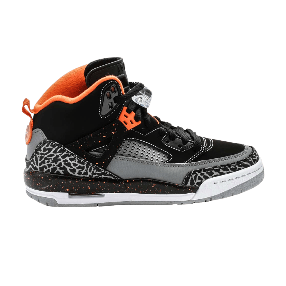new style 099e7 e6ab9 Jordan Spiz ike GS  Black Electric Orange  - Air Jordan - 317321 080   GOAT