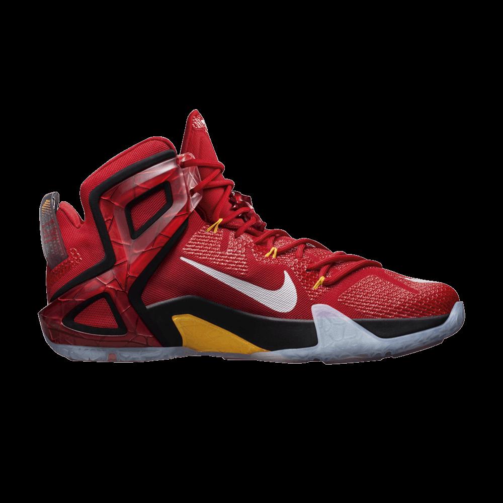 low priced f183c 84a53 LeBron 12 Elite  Team  - Nike - 724559 618   GOAT