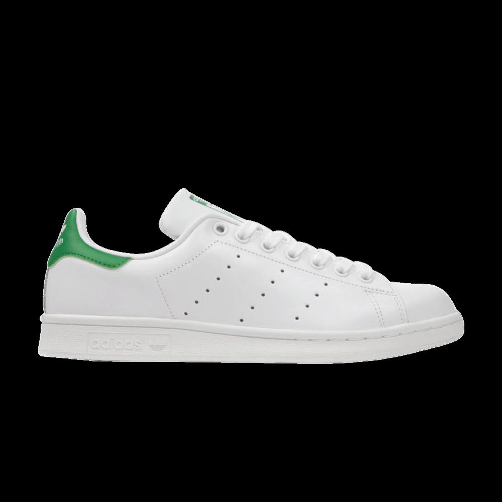buy popular c0825 95c53 Wmns Stan Smith  White Green  - adidas - B24105   GOAT