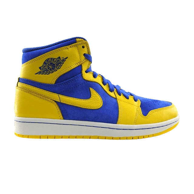 low priced d6e1c 8e127 Air Jordan 1 Retro High OG  Laney  - Air Jordan - 555088 707   GOAT