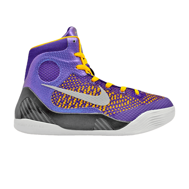 2faa690f2cde Kobe 9 Elite GS  Team  - Nike - 636602 501