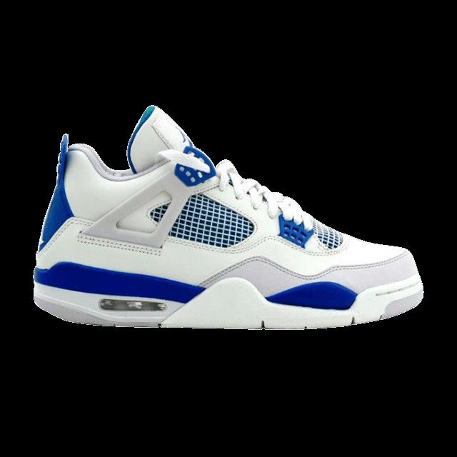 871b1979dba3 Air Jordan 4 Retro  Military Blue  2006 - Air Jordan - 308497 141