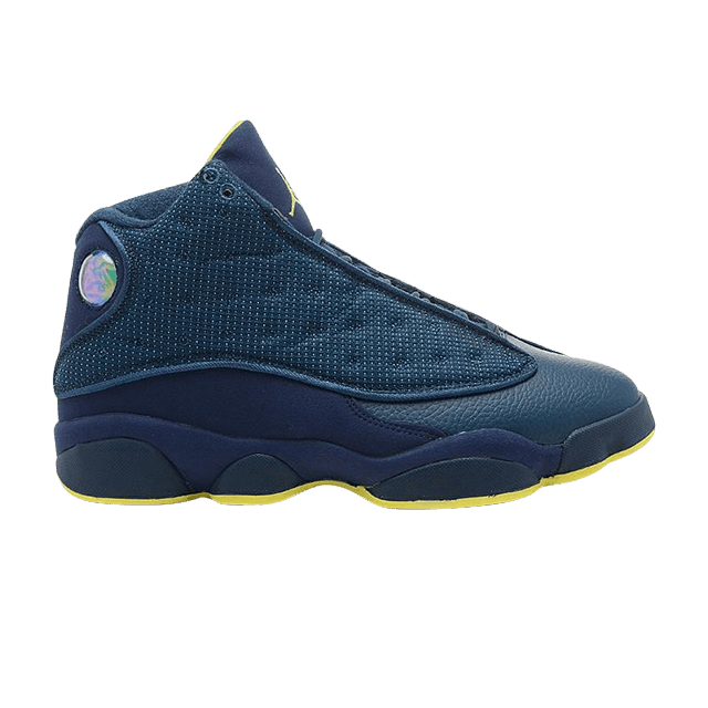 41ea0472404 Air Jordan 13 Retro 'Squadron' - Air Jordan - 414571 405 | GOAT