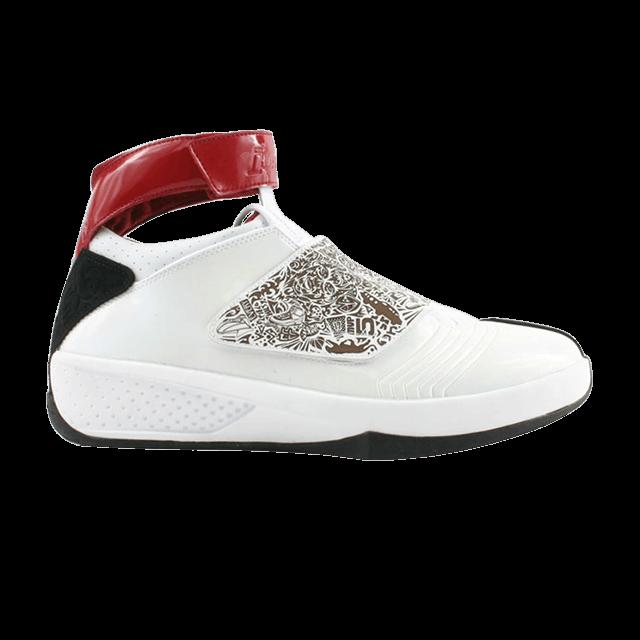 4937ade0bf8d9b Air Jordan 20 OG  White Varsity Red  - Air Jordan - 310455 161