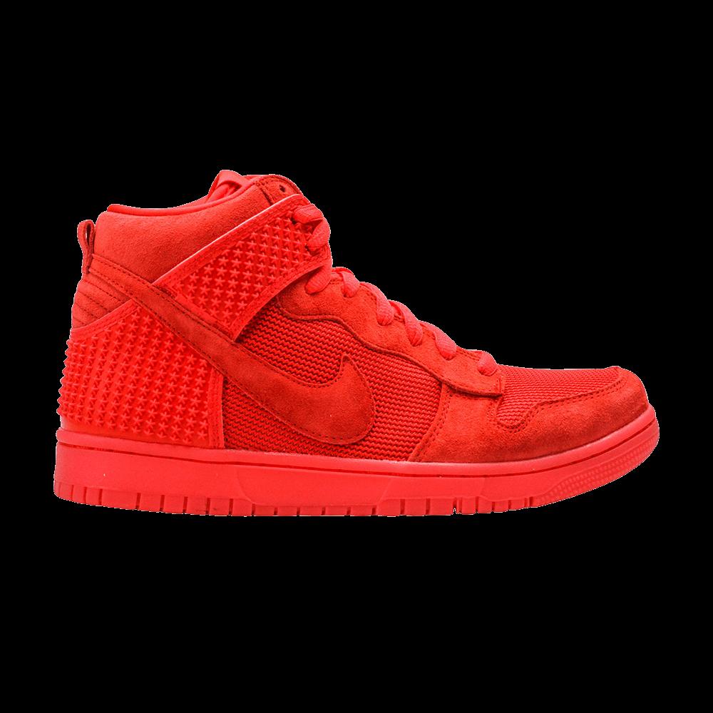 premium selection 07401 0278c Dunk Hi CMFT Premium  Red October  - Nike - 705433 601   GOAT