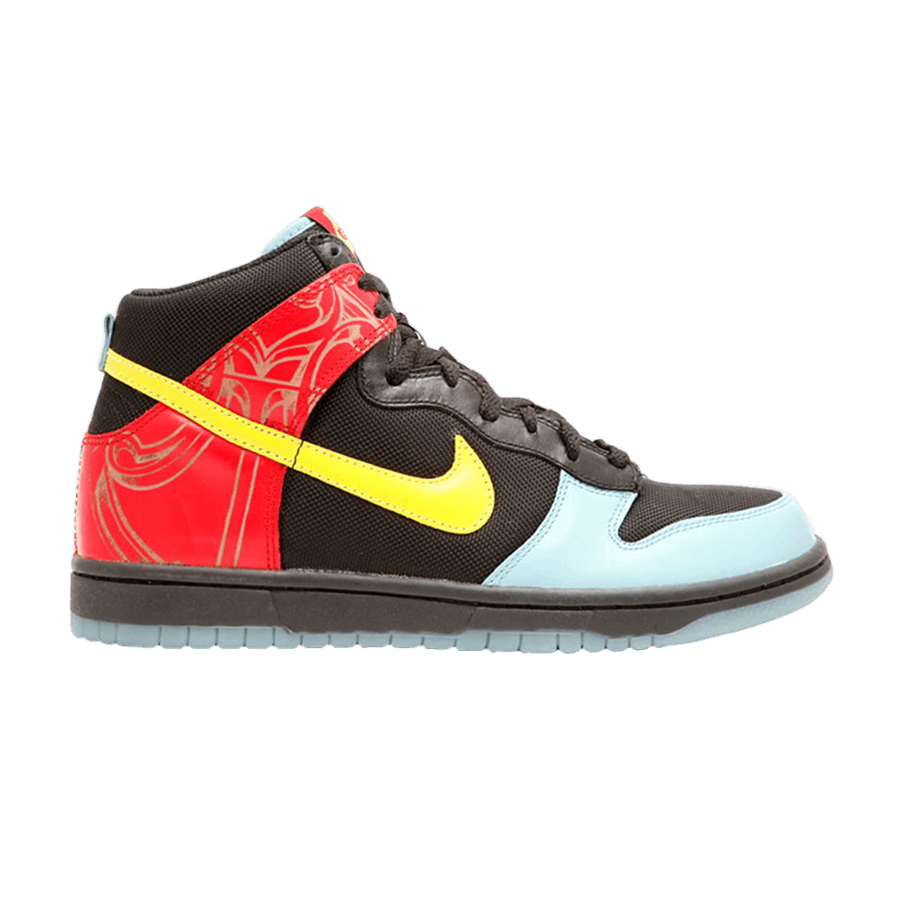 hot sale online cdc56 8c4f5 Dunk High Premium Major Taylor Pack - Nike - 312786 071  GOA