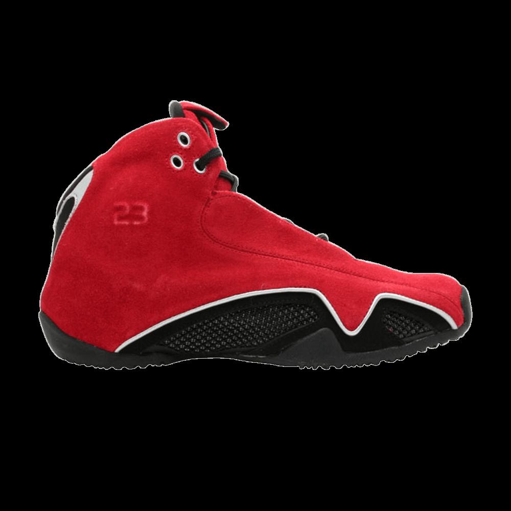 Air Jordan 21 OG GS 'Red Suede' - Air Jordan - 313039 601 | GOAT