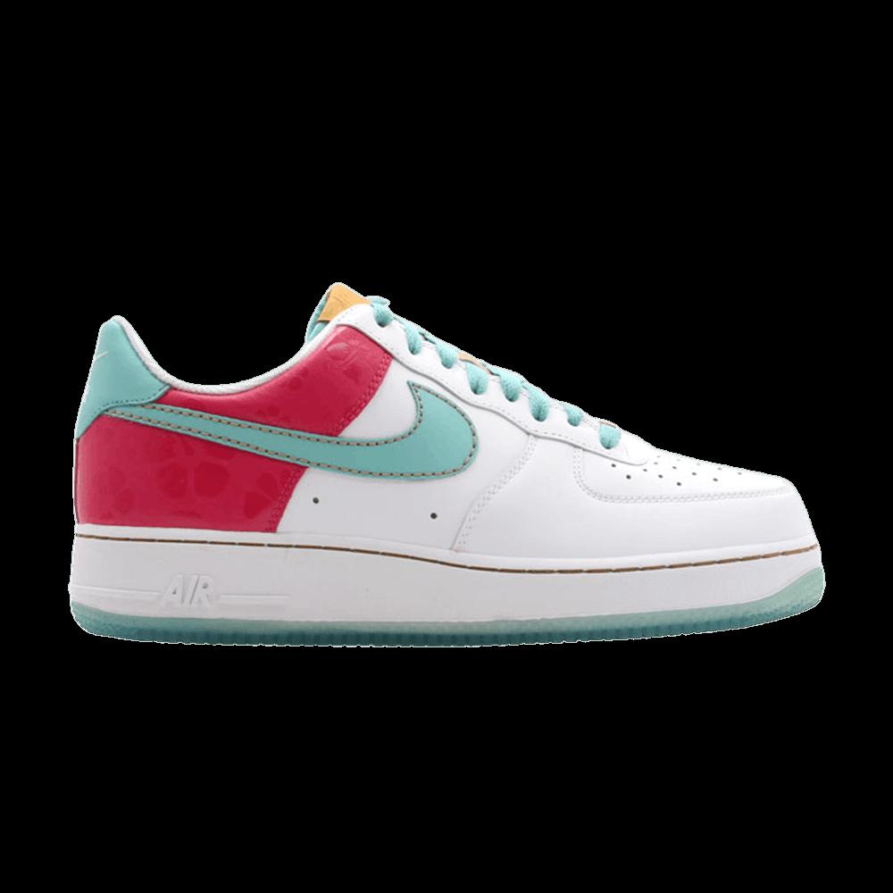 a4b517fe9b998 Air Force 1  07  Aqua  - Nike - 315122 141