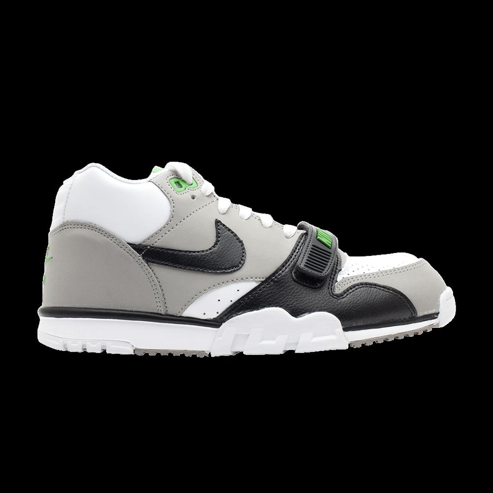 premium selection dc1ae e89aa Air Trainer 1 Mid Premium  Chlorophyll  - Nike - 317553 100   GOAT