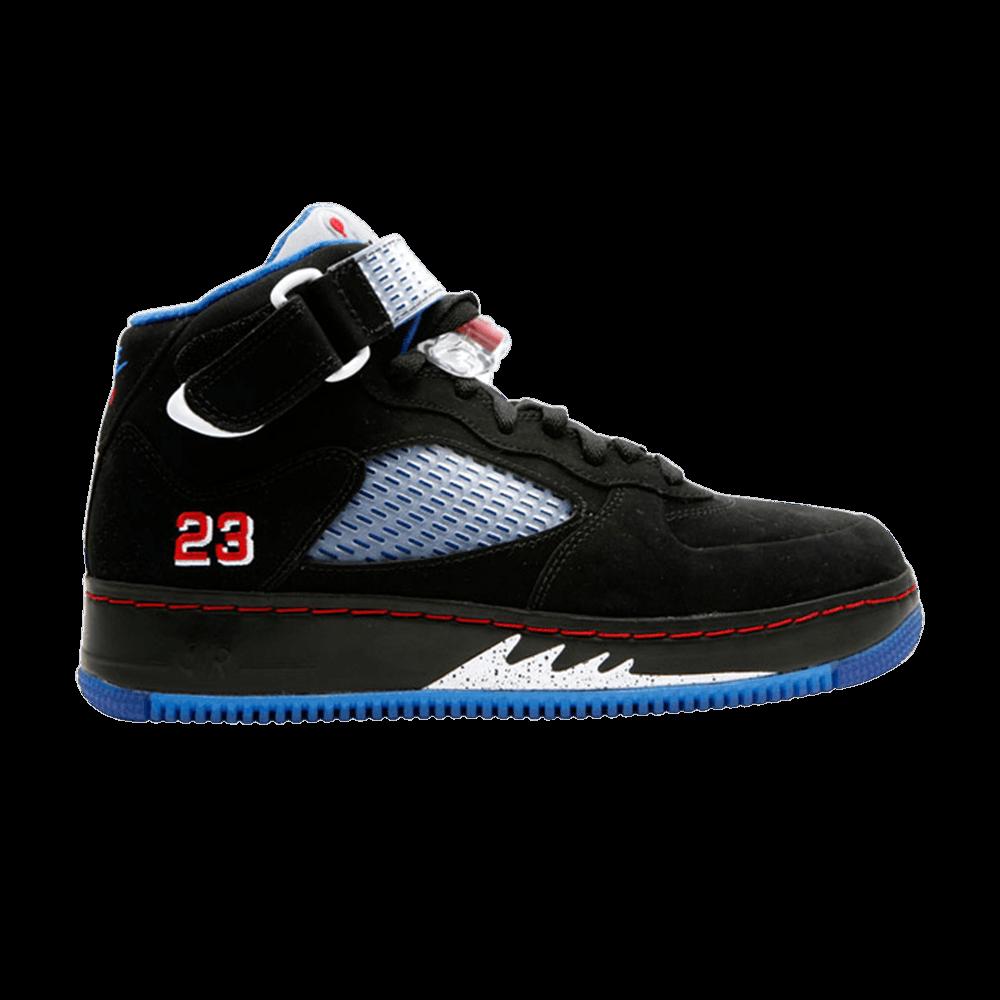 966c9109d8ca60 Air Jordan Fusion 5 - Air Jordan - 318608 061