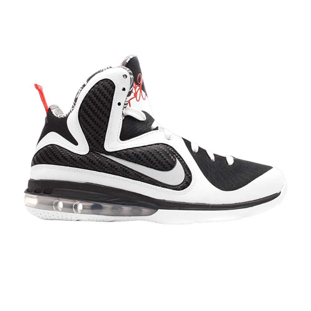 LeBron 9  Freegums  - Nike - 469764 101  b5ec165f4